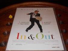 IN & OUT Kevin Kline  Editoriale   Dvd ..... Nuovo