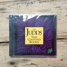 the judds -this country's rockin'1993 cd sealed