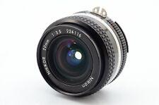 Nikon Ai-s Nikkor 20mm f3.5 Lens Excellent+!