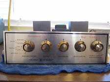 VTG 1960's Voice Of Music 50021 Stereo Tube Amplifier; Single Ended 2x 6BQ5/EL84