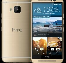 Brand New HTC One M9 32GB 3GB RAM - gold- Imported & Unlocked