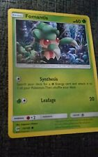 FOMANTIS Pokemon Sun & Moon Trading Card 14/149 Game/Grass/Leafage/Synthesis/NEW