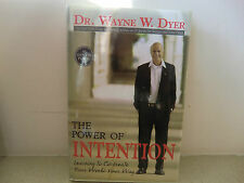 THE POWER OF INTENTION BY DR. WAYNE W. DYER USED