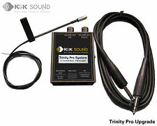 K&K Trinity Pro acoustic guitar system UPGRADE VERSION FROM PURE MINI OR CLASSIC