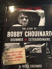 "Bobby Chouinard ""Drummer Extrodinaire"" (Billy Squier,Alice Cooper,Gary Moore)"
