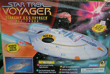Star Trek Starship USS Voyager NCC-74656 New Sealed HTF By Playmates