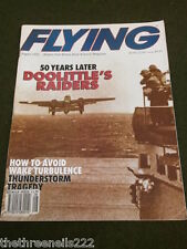 FLYING - DOOLITTLE'S RAIDERS - AUG 1992