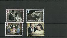 SOUTH GEORGIA 2014 NEW ISSUE CHRISTENING OF HRH PRINCE GEORGE SET MNH