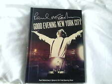 PAUL MCCARTNEY Good Evening New York City (2009 UK Deluxe Edition 4-disc [- RARE