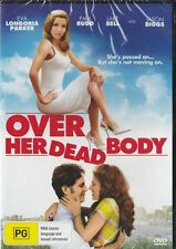 OVER HER DEAD BODY - NEW & SEALED REGION 4 DVD