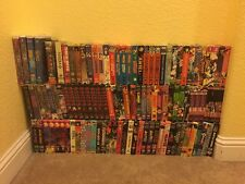 Manga Anime VHS Tapes Collection Huge Lot Of 107 Mixed Titles. See Description
