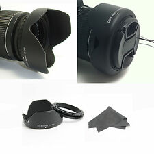 72mm black Reversible Lens Hood for Nikon with 18-200mm F/3.5-5.6G