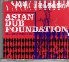 (BJ906)Asian Dub Foundation,Real Great Britain- 2000 CD