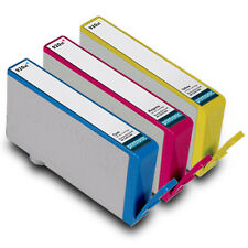 3PK HP 920xl Ink OfficeJet 6000 6500 6500a Plus 7000 7500a Cyan Magenta Yellow