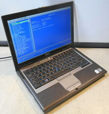 Dell Latitude D630 Intel Core 2 Duo @ 1.80GHz 1GB Laptop Computer , No HDD