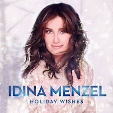Holiday Wishes - Menzel, Idina - CD New Sealed