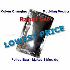 Moulding Powder Baby Casting Kit BULK alginate to mould a clone COLOUR CHANGING