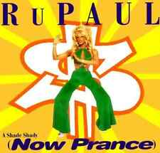"""RUPAUL """"A Shade Shady (Now Prance)"""" CD Maxi-Single 1993 6-Tracks ***EXCELLENT***"""