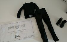 Barbie Collector Divergent Four Doll BCP70-CO Mattel CLOTHING ONLY