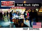 Pull Behind Hot DOG Cart & Lemonade Stand LED Light KIT - AC or DC - NEW