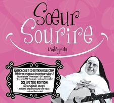 L'Integrale - Soeur Sourire (2009, CD NEUF)3 DISC SET