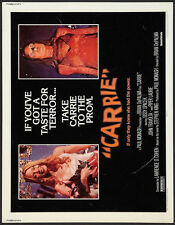 24X36Inch Art CARRIE Movie Poster 1976 RARE Horror Brian DePalma P02