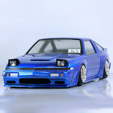 Pandora Mitsubishi STARION 1:10 RC Cars Drift 196mm Clear Body Set #PAB-150
