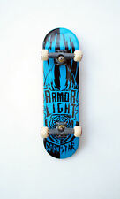 Vintage Dark Star Armor Light Tech deck, 96mm fingerboard, Dark Star skat