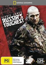Vinnie Jones: Russia's Toughest DVD NEW