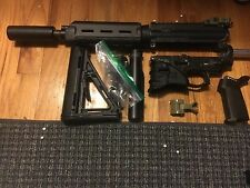 KWA Complete Upper + Lower With Magpul PTS Goodies