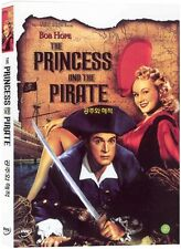 The Princess and the Pirate DVD (Sealed) ~ Bob Hope