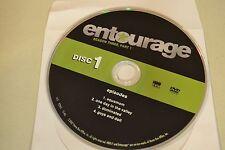Entourage Third Season 3  Part 1 Disc 1 Replacement DVD Disc Only **