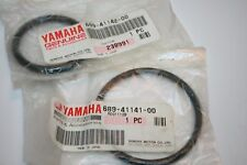 NOS YAMAHA OEM OUTBOARD MARINE EXHAUST SEALS 25-30HP 689-41141 689-41142