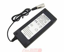 57.6V 59.2V Li-ion Li-Po Electric Bicycle Battery Charger DC 67.2V 2A XLR plug