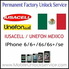 ***DELAY DO NOT ORDER*** IUSACELL UNEFON MEXICO IPHONE 6/6+/6S/6S+/SE