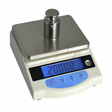 1000gx0.01g Digital Jewelry Silver Coin Scale Balance w Germany Sensor +Counting