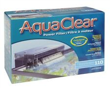 AquaClear 110 Power Filter (60 to 110 U.S. gallons) aquariums