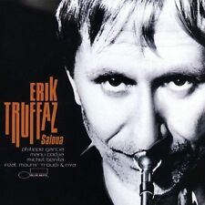 ERIK TRUFFAZ Saloua 12tk cd SEALED (eric)