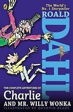 The Complete Adventures of Charlie and Mr. Willy Wonka By Dahl, Roald
