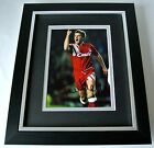 Jan Molby SIGNED 10X8 FRAMED Photo Autograph Display Liverpool Football & COA