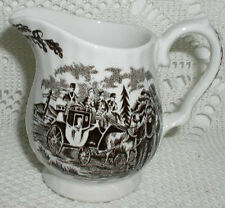 Myott Royal Mail Staffordshire England Creamer excellent condition