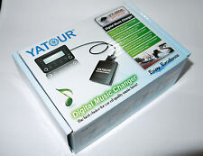 Yatour USB MP3 AUX SD CD Adaptador para BMW 3 5 7 X5 etc. 94-06 3+6 pin