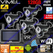 Wireless Security Cameras System for Home IP WIFI Night Vision Motion Activated