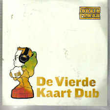 Brainpower-De Vierde Kaart Promo cd single