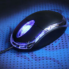 2015 Mini USB 3D Optical USB Wire Mouse Mice For PC Laptop Notebook Free Ship