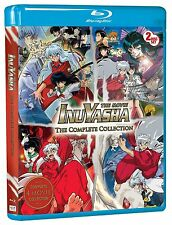 InuYasha . The Movie 1 2 3 4 . Complete Collection . Anime . 2 Blu-ray . NEU