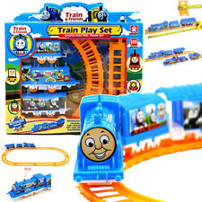 Electric Train Track Children's Toy Early Childhood Educational Assembly Toys
