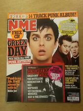 NME JUNE 18 2005 COLDPLAY THE WHITE STRIPES THE KILLERS GREENDAY GENERATION X
