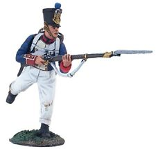 W. Britain: 36091 - French Line Infantry Fusilier Charging No.1