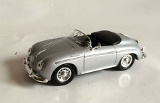 New Delprado 1959 porsche 356A SPEEDSTER - 1/43 Scale DieCast Model Car